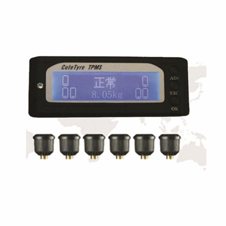 External Air Nozzle Type TPMS
