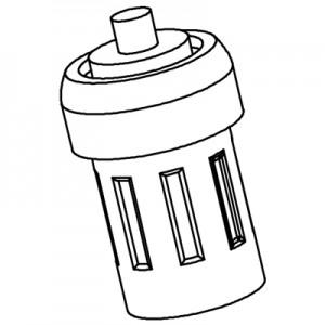 air diffuser valve core